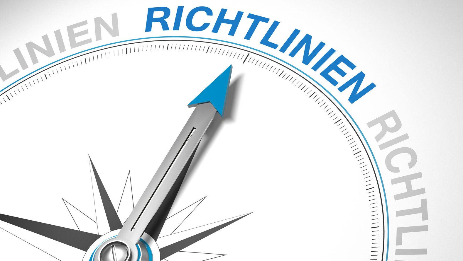 Richtlinien (© Coloures-Pic - Fotolia.com)